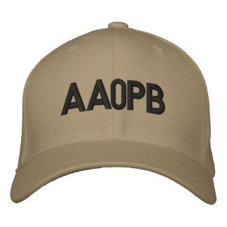 Angepasster Hut mit Rufzeichen Bestickte Baseballmützen