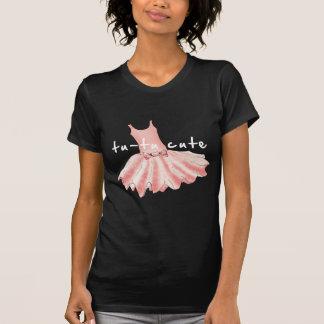 angepasster T - Shirt der niedlichen Frauen tu-tu