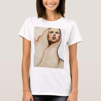 Angepasstes T-Shirt Mode-Mädchen-Isabella