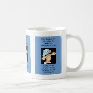 Angesagt-EIn-Dee-Doo-Dah Kaffeetasse