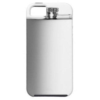 Angesagte Flasche des rostfreien Stahls iPhone 5 Etui