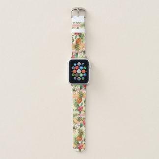 Angesagte tropische apple watch armband