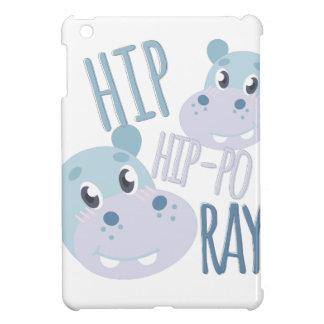 Angesagter Flusspferd-Strahl iPad Mini Schale