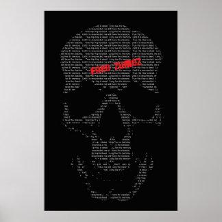 Angesagtes Hopfen ist tot Poster