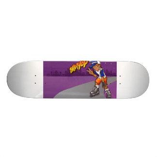 Angesagtes HopfenjugendSkater-Cartoon 20,6 Cm Skateboard Deck