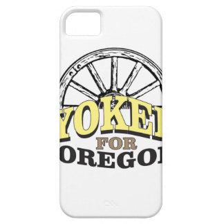 angespannt für Oregon iPhone 5 Hülle