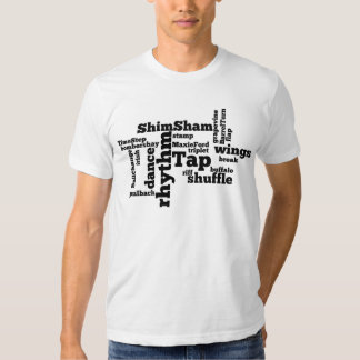 Angestochene T Shirts