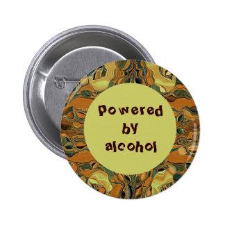angetrieben durch Alkohol-Button