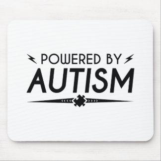 Angetrieben durch Autismus Mousepad