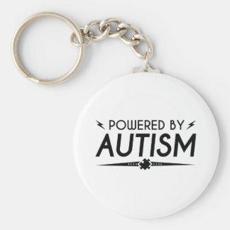 Angetrieben durch Autismus Schlüsselanhänger