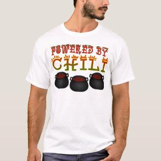 Angetrieben durch Chili T-Shirt