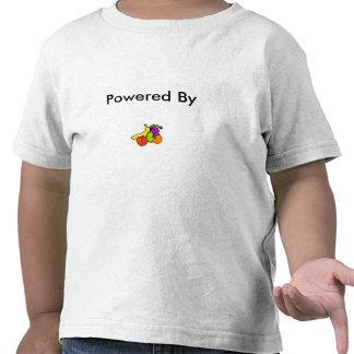 Angetrieben durch Frucht-Kleinkind-T - Shirt