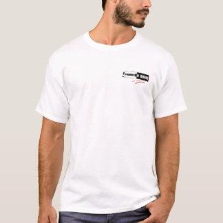 Angetrieben durch Gehirn T-Shirt