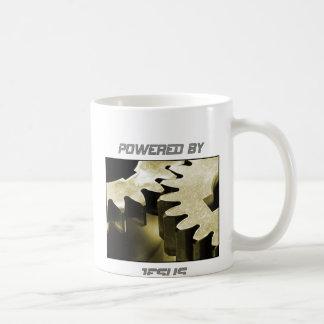 Angetrieben durch Jesus Kaffeetasse