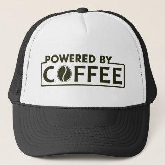 angetrieben durch Kaffeefernlastfahrerhut Truckerkappe