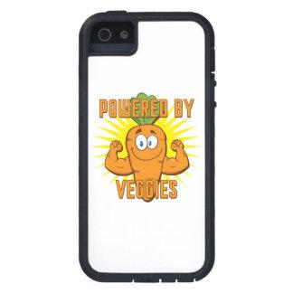 Angetrieben durch Veggies iPhone 5 Hülle