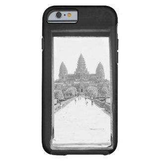 Angkor Kambodscha, Angkor Wat Eingangs-Ansicht Tough iPhone 6 Hülle