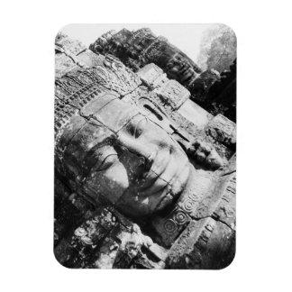 Angkor Kambodscha, gehen das Bayon voran Magnete