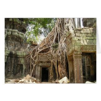 Angkor Wat Kambodscha Karte