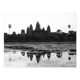 Angkor Wat, Kambodscha Postkarte