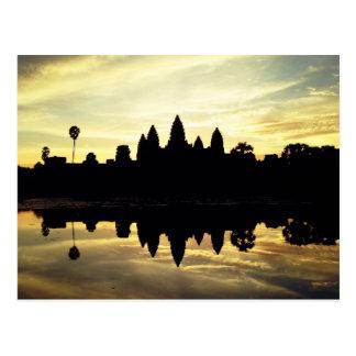 Angkor Wat, Kambodscha - Postkarte