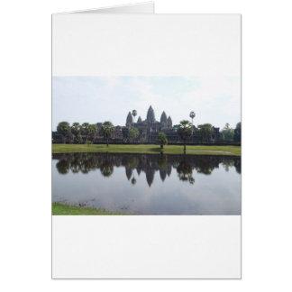 Angkor Wat Karte