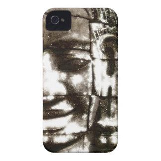 Angkor Wat lächelnder Fall Gesichts-BlackBerry B.B iPhone 4 Hülle