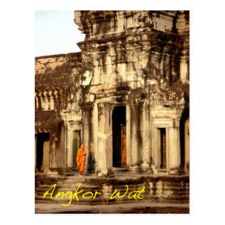 Angkor Wat Postkarte