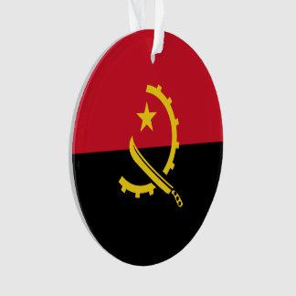 Angola-Flagge Ornament