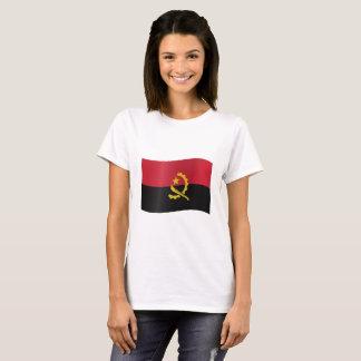 Angola-Flagge T-Shirt