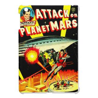 Angriff auf Planeten-Mars iPad Mini Hülle