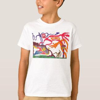 Angriff der gummiartigen Leute! T-Shirt