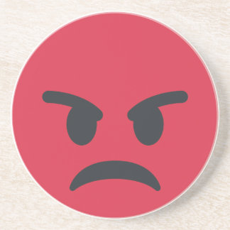 Angry Emoji Untersetzer
