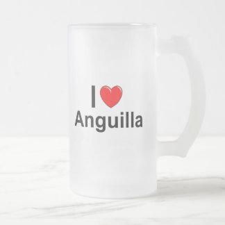 Anguilla Mattglas Bierglas