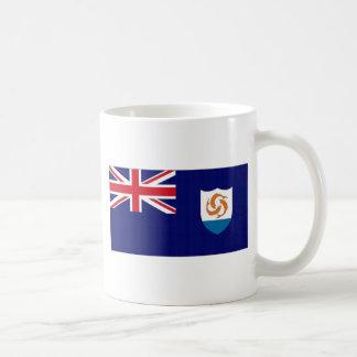 Anguilla-Staatsflagge Kaffeetasse