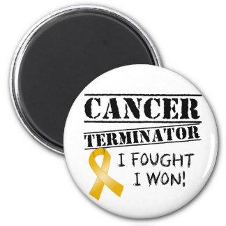 Anhang-Krebs-Abschlussprogramm Kühlschrankmagnet