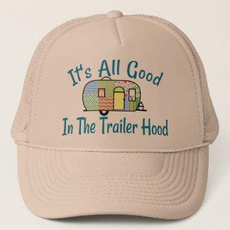 Anhänger-Hauben-Camper-Hüte Truckerkappe