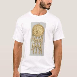 Anhänger mit dem Kopf von Athene Parthenos T-Shirt