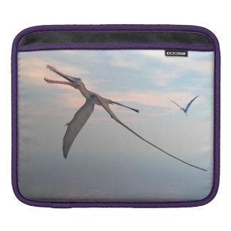 Anhanguera prähistorische Vögel Sleeve Für iPads