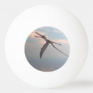 Anhanguera prähistorischer Vogel Tischtennis Ball