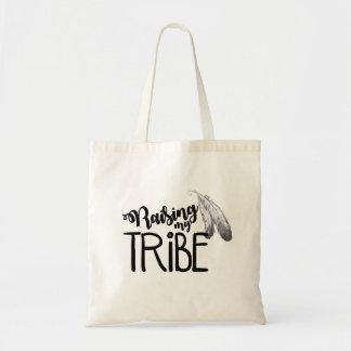 Anheben meiner Stamm-Taschentasche Tragetasche
