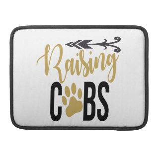 Anheben von von CUBschwarzem und -gold Sleeve Für MacBooks