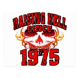 Anhebende Hölle seit 1975 .png Postkarte