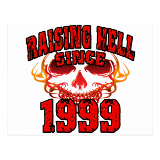 Anhebende Hölle seit 1999 .png Postkarte