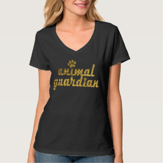 animal guardian .-. gold -.- T-Shirt