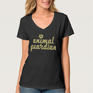 animal guardian -.- gold -.- T-Shirt