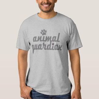animal guardian .-. Tiere respektieren Tshirts