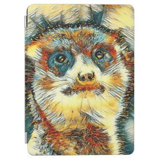 AnimalArt_Meerkat_20170603_by_JAMColors iPad Air Cover