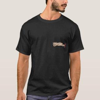Animation ist Rückseite der Konzentration T-Shirt