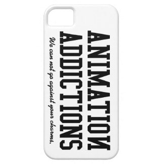 Animations-Sucht iPhone 5 Case